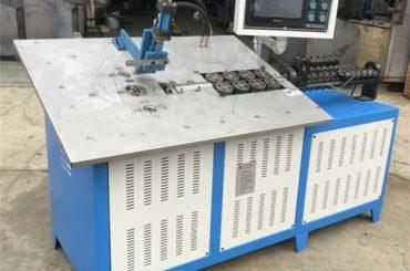 mainit na benta awtomatikong 3d bakal kawad na bumubuo ng machine cnc, 2d wire baluktot machine presyo