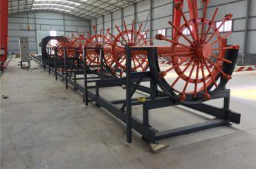 bakal pile cage welding machine, steel rebar cage making machine