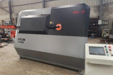factory iron rod cnc automatic rebar stirrup baluktot machine