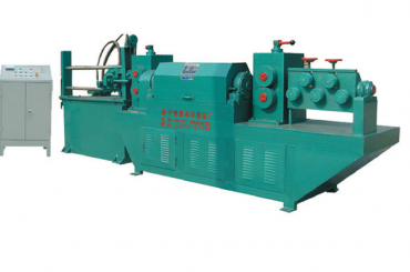 full automatic cnc control type straightening and cutting machine