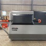 portable rebar stirrup baluktot machine cnc ikot bakal bar cutting at baluktot machine