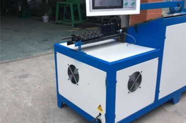6mm bakal wire hanger baluktot machine universal hindi kinakalawang na asero basket cnc wire pansipit